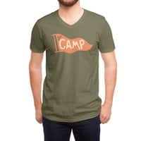 Go Camp! - vneck - small view