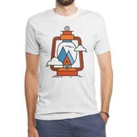 Camping - mens-triblend-tee - small view