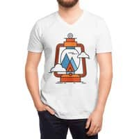 Camping - vneck - small view