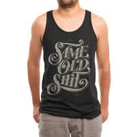 Same Old Shirt - mens-triblend-tank - small view