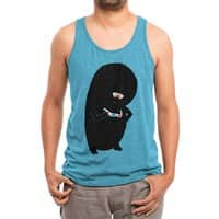 Cyclope - mens-triblend-tank - small view