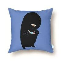 Cyclope - throw-pillow - small view