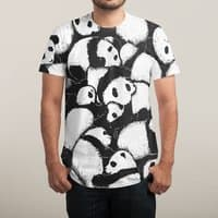 Lazy Day - mens-sublimated-tee - small view