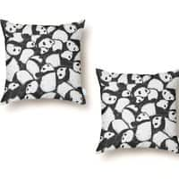 Lazy Day - throw-pillow - small view