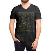 Ouija Board - vneck - small view