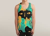 Jungle Looking Back - sublimated-tank - small view