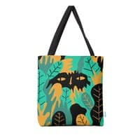 Jungle Looking Back - tote-bag - small view