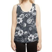Bold Botanicals - womens-sublimated-racerback-tank - small view