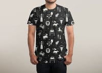 Strange Fortunes - mens-sublimated-tee - small view