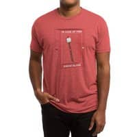 In Case of Fire - mens-triblend-tee - small view