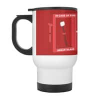 In Case of Fire - travel-mug-with-handle - small view
