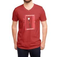 In Case of Fire - vneck - small view