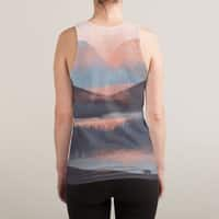 Adrift in the Mountains... - sublimated-tank - small view