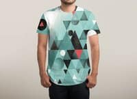 GeometRUG Abstract  - mens-sublimated-tee - small view