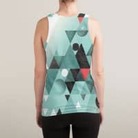 GeometRUG Abstract  - sublimated-tank - small view