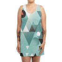 GeometRUG Abstract  - womens-sublimated-tank-dress - small view
