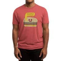 Inside You - mens-triblend-tee - small view