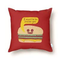 Inside You - throw-pillow - small view