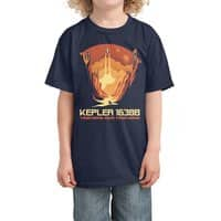 New World - kids-tee - small view
