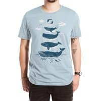 Whale of a Time - mens-extra-soft-tee - small view