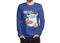 Abominable Snow-Flakes - mens-long-sleeve-tee - small view