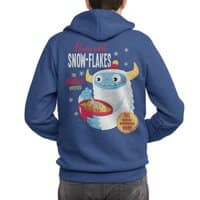 Abominable Snow-Flakes - zipup - small view