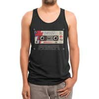 Stardust - mens-triblend-tank - small view