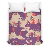 Surreal Land - duvet-cover - small view