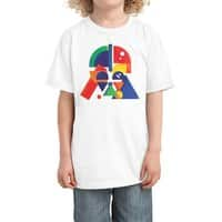 The Shape Side - kids-tee - small view