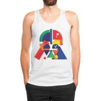 The Shape Side - mens-jersey-tank - small view