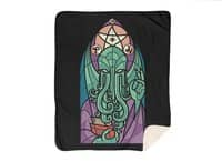 Cthulhu's Church - blanket - small view