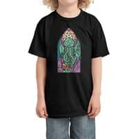 Cthulhu's Church - kids-tee - small view