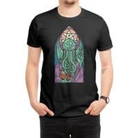 Cthulhu's Church - mens-regular-tee - small view