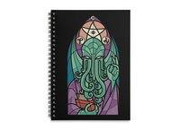 Cthulhu's Church - spiral-notebook - small view