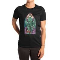 Cthulhu's Church - womens-extra-soft-tee - small view