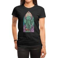Cthulhu's Church - womens-regular-tee - small view