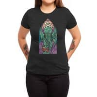 Cthulhu's Church - womens-triblend-tee - small view