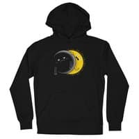 Eclipse - unisex-lightweight-pullover-hoody - small view