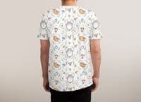 Neighborly Creatures - mens-sublimated-tee - small view