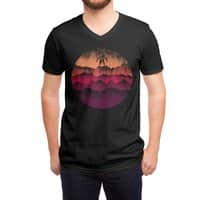 A SCENE FROM MARS - vneck - small view