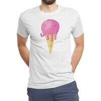 Octopus Ice Cream - mens-triblend-tee - small view