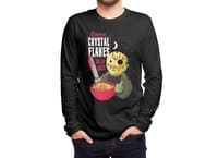 Camp Crystal Flakes - mens-long-sleeve-tee - small view