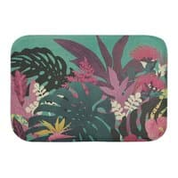 Tropical Tendencies - bath-mat - small view