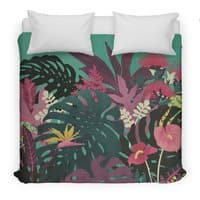 Tropical Tendencies - duvet-cover - small view