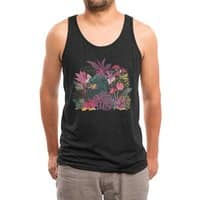 Tropical Tendencies - mens-triblend-tank - small view