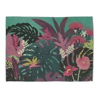 Tropical Tendencies - rug-landscape - small view