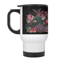 Tropical Tendencies - travel-mug-with-handle - small view