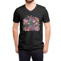 Tropical Tendencies - vneck - small view