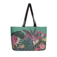Tropical Tendencies - weekender-tote - small view