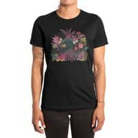 Tropical Tendencies - womens-extra-soft-tee - small view